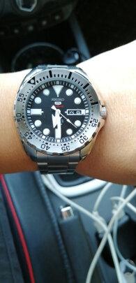 精工男士手表好不好?时间准确吗?独具魅力吗