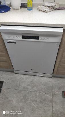 入手评测美的洗碗机Q7怎么样呢??使用美的洗碗机Q7质量好不好?