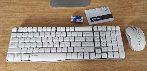 雷柏X1800S对比英菲克V680h游戏键鼠套装区别有吗?做工哪款更好,哪个简洁大方