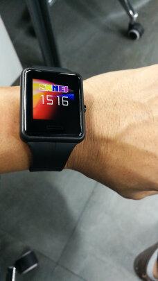 时刻美智能运动手表怎么样啊,反应快不快,操作简单吗?