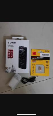 索尼ICD-UX575F怎么样啊,做工够不够好?外观好看吗?