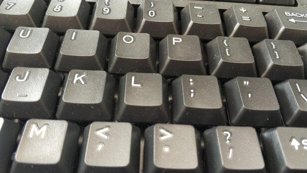 HYUNDAI HY-MA71跟优派CU1250有显著区别吗?哪个按键比较舒服,哪个按键灵敏?