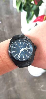 西铁城光动能男表对比卡西欧男士手表区别大不大,时间哪个精准,哪个风格百搭