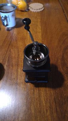 亚米小木手摇磨豆机与焙印BY011212到底有什么区别?哪款打磨精细?哪个磨得很细?