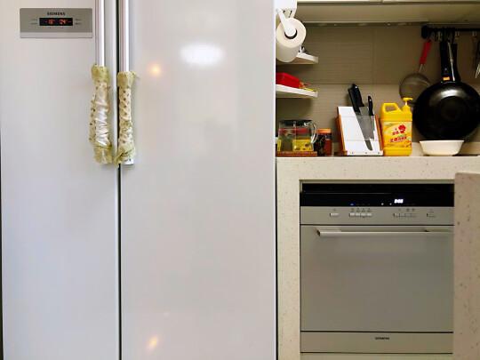 SIEMENS SC454I00AC靠谱吗?洗盘子干净吗?真材实料吗?