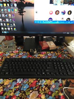 HP K100键盘到底怎么样?手感够好吗,操作方便吗?