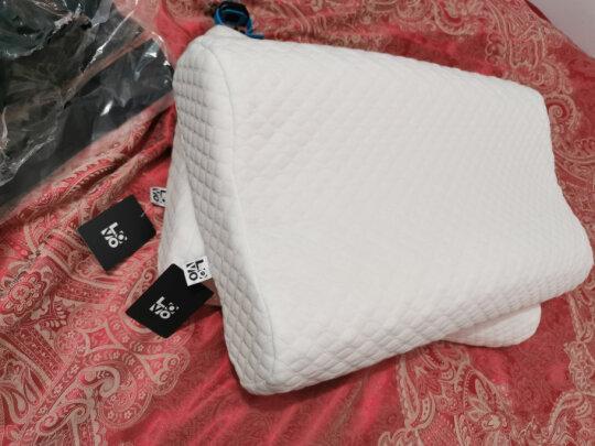 LOVO 乳胶枕与水星家纺40*60*10-12有明显区别吗?做工哪款比较精致,哪个方便清洁