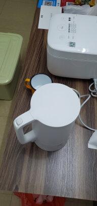 米家电水壶与九阳K17-F67到底哪款好?加热哪个更快,哪个没有异味?