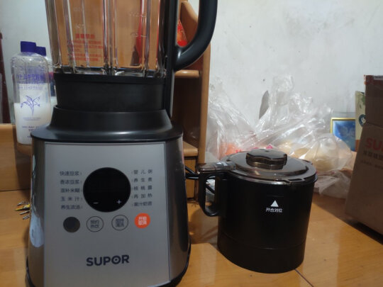 苏泊尔SP958和米家破壁机如何区别?哪款清洗容易?哪个细腻无渣