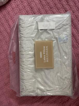 京东京造智选 泰国天然乳胶释压圆枕怎么样,材质舒服吗?材质纯正吗