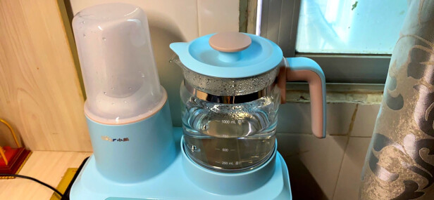 小熊调奶器靠谱吗,使用方便吗?无毒无异味吗?