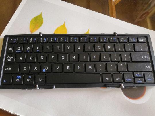 B.O.W HB066对比罗技K380多设备蓝牙键盘有何区别,做工哪款更好?哪个运行稳定?