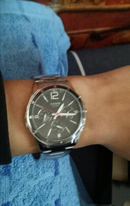 卡西欧男士手表好不好,做工够好吗?佩戴美观吗