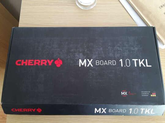 CHERRY MX Board 1.0 TKL和酷冷至尊SGK-4035-KKCM1-US区别大吗?哪款按键比较舒服?哪个造型养眼?