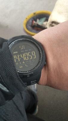 时刻美运动电子腕表怎么样,反应快不快?分量十足吗?