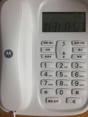 摩托罗拉CL101C与TCL D60区别大不大?通话哪款更清晰,哪个不占空间