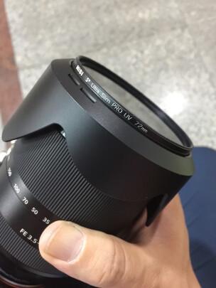耐司DUS UV 49mm与耐司DUS MC UV 37mm区别很大吗?哪个清晰度高
