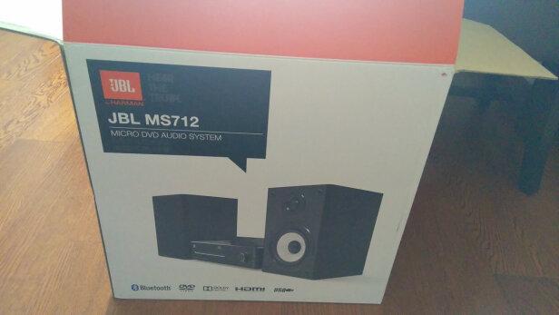 JBL MS712靠谱吗?连接简单吗?美观大方吗