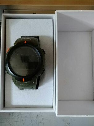 时刻美智能手表男士运动腕表怎么样,反应灵敏吗