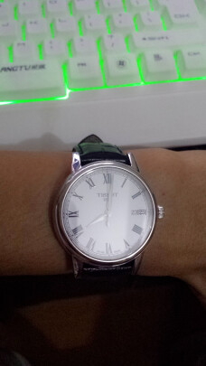天梭男士手表怎么样?做工精致吗?年轻时尚吗