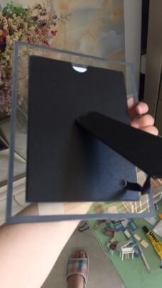 亮丽7英寸相框与富士5英寸照片有区别没有?色彩哪款比较鲜艳?