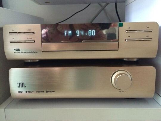 JBL MS 802好不好?音量够大吗?设计精美吗