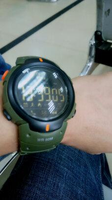 时刻美智能手表男士运动腕表到底怎么样,反应灵敏吗?