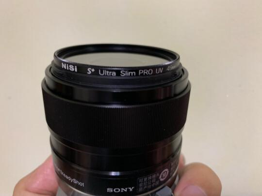 耐司DUS UV 49mm对比耐司DUS MC UV 37mm有区别没有?透光率哪个比较高?