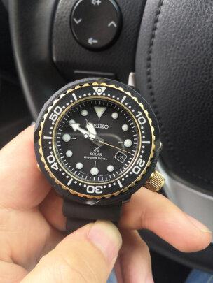 精工手表靠谱吗?时间准吗?佩戴舒服吗?