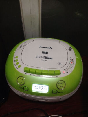 熊猫CD-860好不好?做工过关吗,高度较高吗