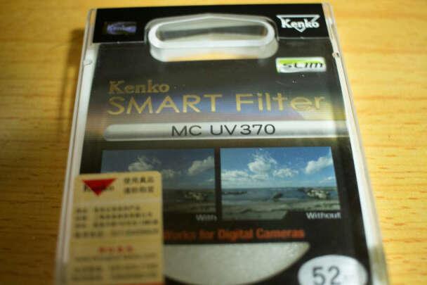 肯高MC UV370 52mm到底怎么样,通透度高吗?美感十足吗?