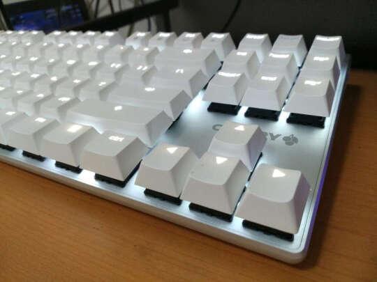 CHERRY MX Board 8.0究竟好不好啊?做工好不好,手感舒适吗