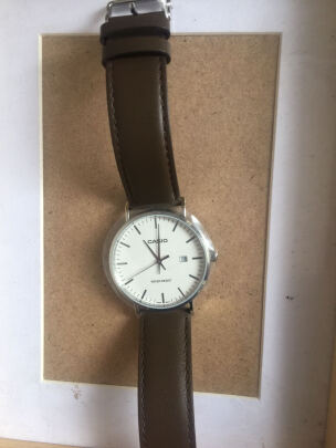 卡西欧手表怎么样?时间准确吗?简洁大方吗?