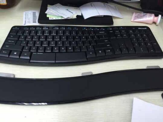 微软Sculpt无线舒适桌面套装靠谱吗?做工好吗?柔韧性强吗