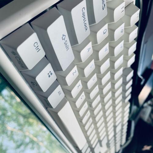 用后感受解析键盘宁芝防水108简版正刻35g质量评测怎么样好不好用?