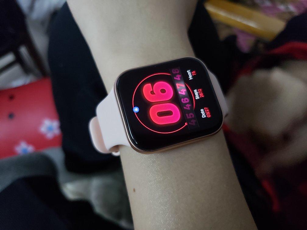 5款时尚简约的智能手表,送女朋友礼物推荐