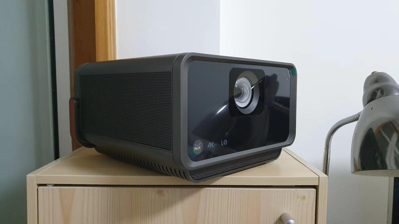 优派新一代X10投影仪,送朋友4K高清家庭影院