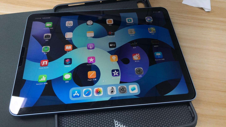 0.9英寸新款iPad