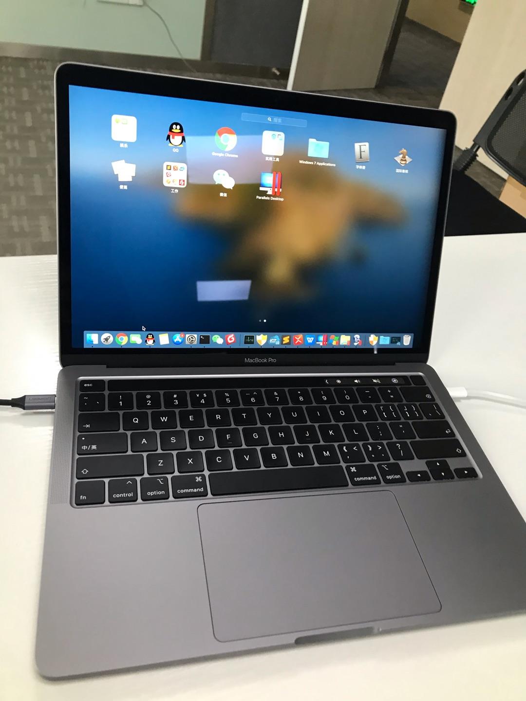 新处理器的MacBook Pro,丰富的ios软件可用