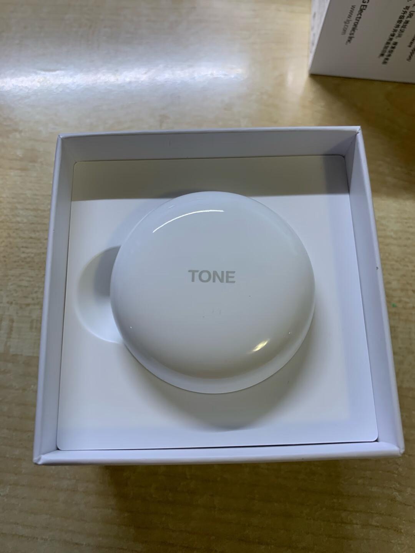LG真无线蓝牙耳机,根据个人喜好调节音效