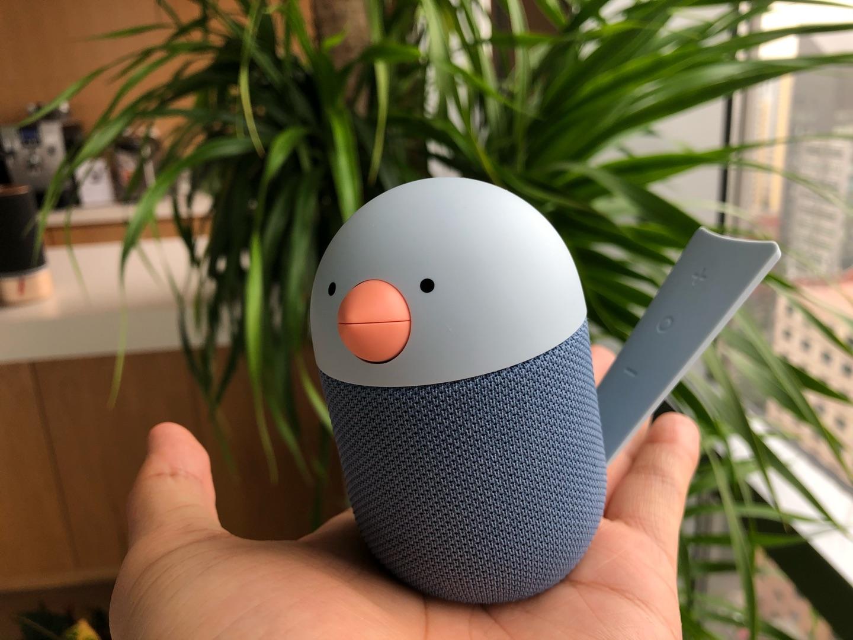 小鸟音响小小鸟蓝牙音箱,送女朋友创意生日礼物