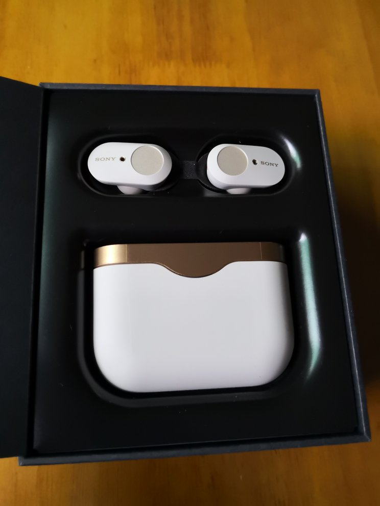 索尼真无线蓝牙触控耳机,送女朋友杰出降噪数码礼物