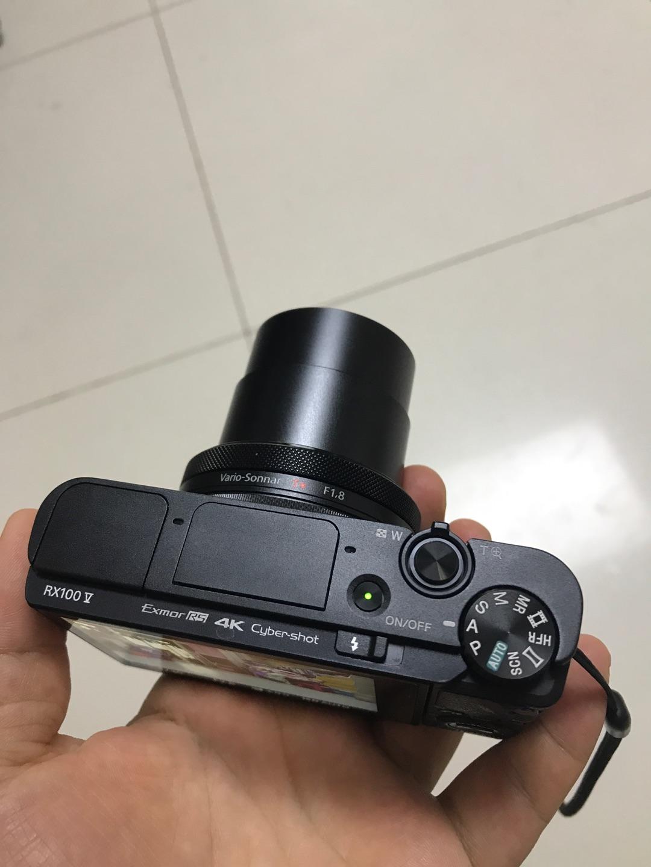 索尼黑卡数码相机,送女朋友拍vlog的生日礼物