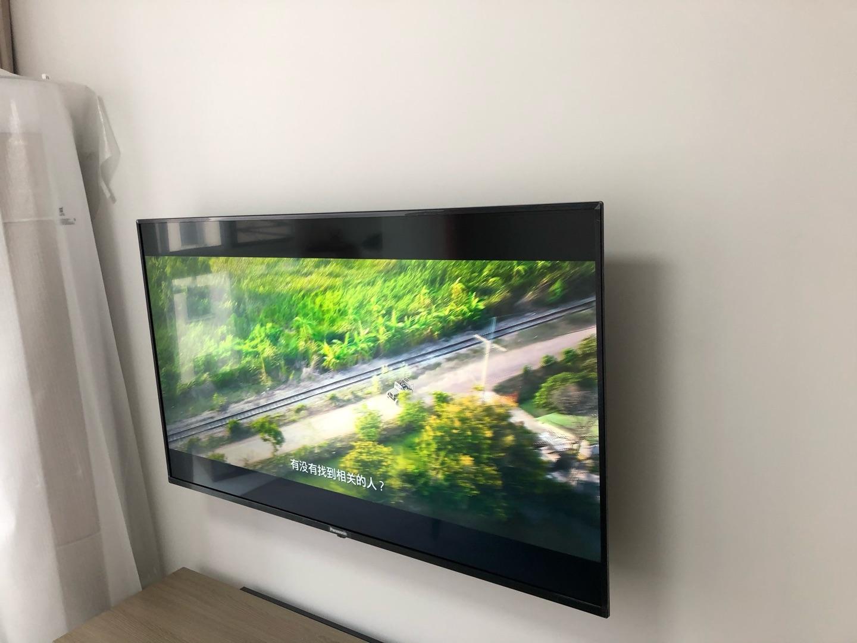 松下55英寸人工智能4K电视,懒人直接语音控制电视