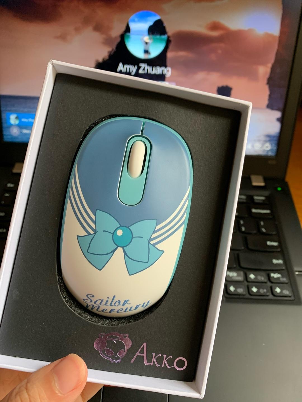 美少女战士键盘鼠标,送女朋友数码礼物