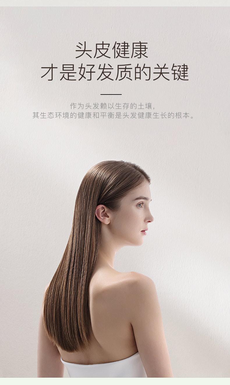 阿道夫(ADOLPH)洗发水茶麸养护理专研洗发水(丝滑亮泽)300ml