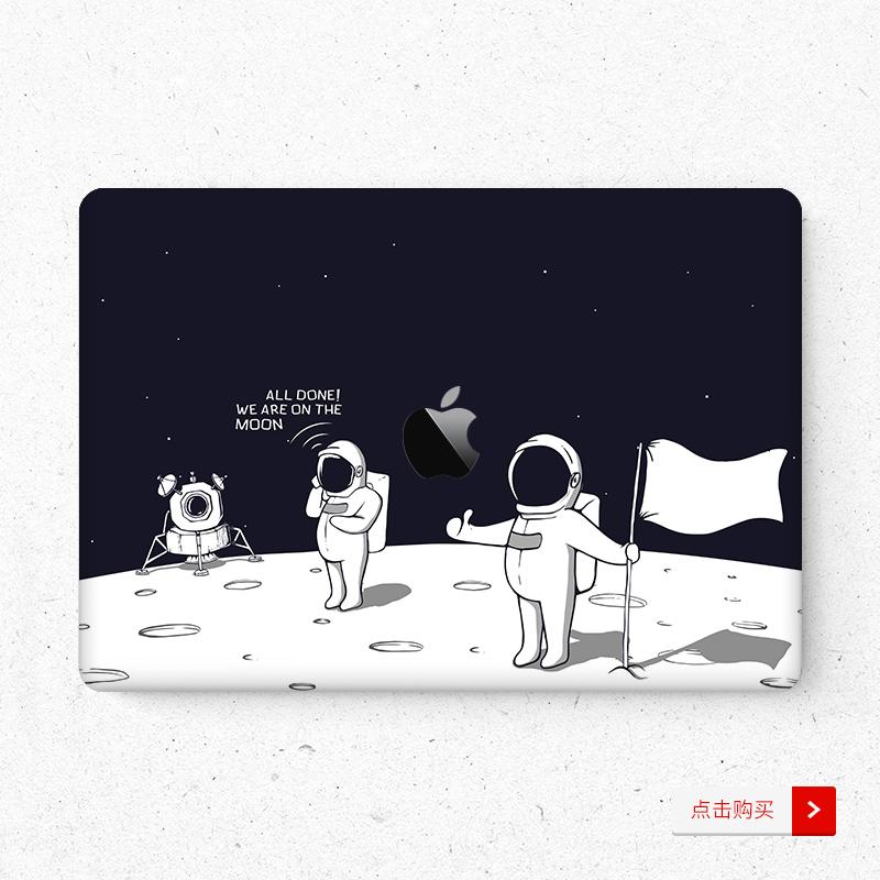 Dán Macbook  SkinAT MacBook Mac Flag Pro 13 TouchBar - ảnh 2