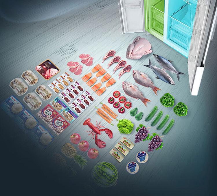 飞利浦(PHILIPS)70英寸环景光 智慧屏电视+西门子(SIEMENS) 530升 变频风冷无霜对开门冰箱+变频滚筒洗衣机