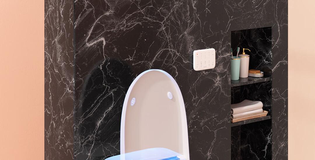小鲸洗智能马桶一体式家用全自动脚感冲水无水箱电动马桶坐便器净云版400坑距