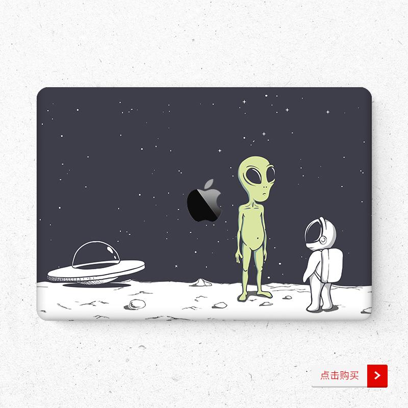 Dán Macbook  SkinAT MacBook Mac Flag Pro 13 TouchBar - ảnh 1